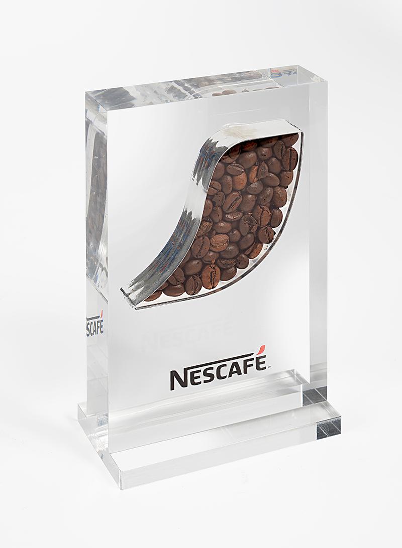 Espositore da banco - Nescafé